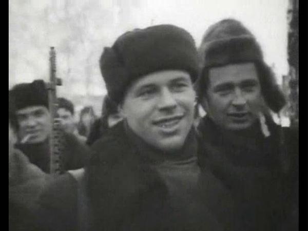 Союзкиножурнал № 2 10 января 1942 года Освобождение Волоколамска и Боровска