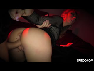 [Spizoo] Daphne Dare - Blonde, Bubble Butt, Doggystyle, Face fuck, Facial, Gagging, Missionary, Natural Tits, Petite, Throated