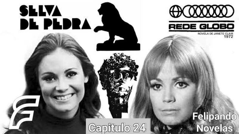 SELVA DE PEDRA - CAPITULO 24 [FELIPANDO NOVELAS] (REDE GLOBO 1972)