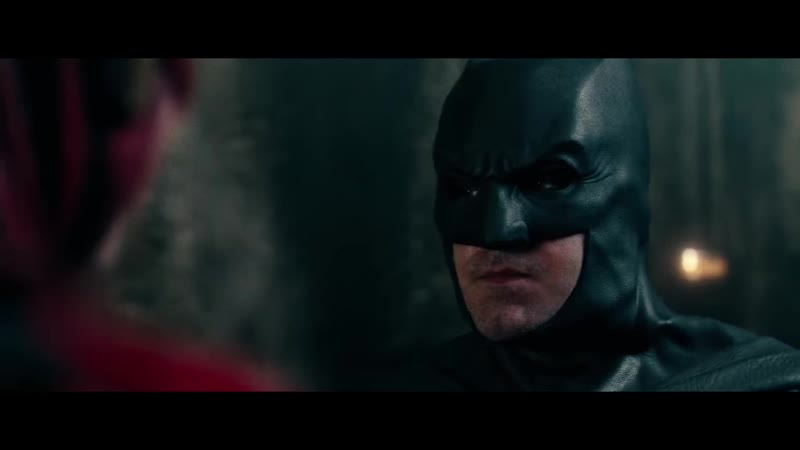 [MarvelDC Geek Movies] Бен Аффлек вернется к Бэтмену Два Темных рыцаря в DC