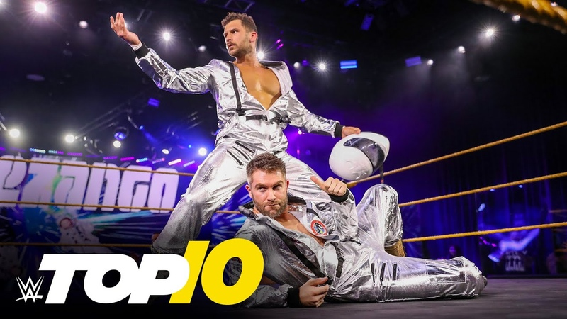 My1 Top 10 NXT Moments WWE Top 10 June 3 2020