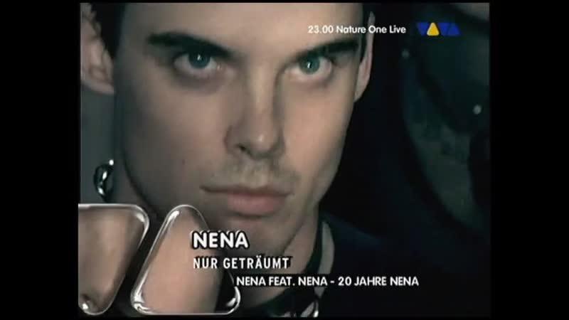 Nena Nur Getraeumt VIVA TV