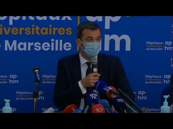 Covid 19 en France fermeture des bars et restaurants à Aix Marseille repoussée à dimanche soir