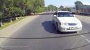 Тяжело праворукому обгонять на Талгарской трассе s-