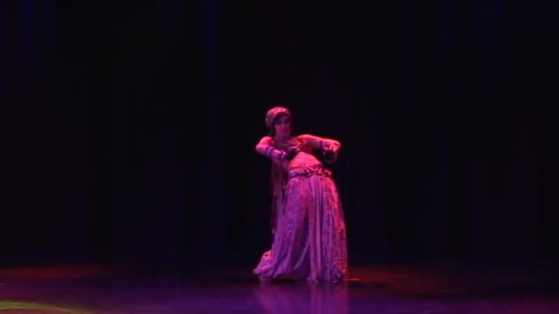 Rachel Brice Mardi Love Perform at The MASSIVE Spectacular BELLYDANCE 2008