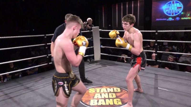 Nicholls vs Drury 62kg K 1 Stand and Bang Best of British 10th March 2018