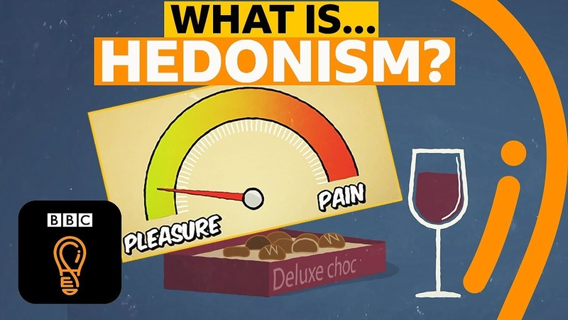 The philosophy of hedonism A Z of ISMs Episode 8 BBC Ideas