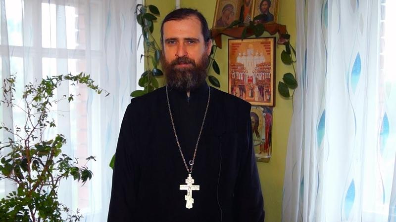Поздравление с окончанием учебного года от иерея Александра Кабанова