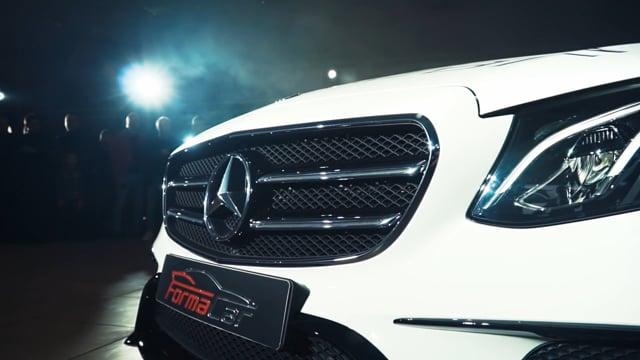 Розыгрыш автомобиля Mersedes от FormaCar ART D`LUX