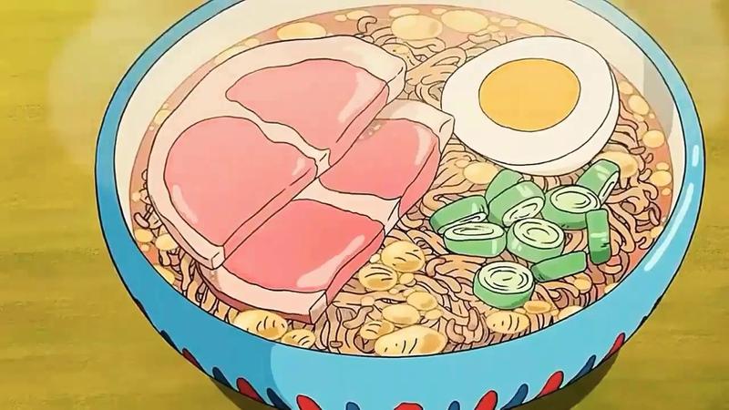 지브리 애니 음식 모음 - Studio Ghibli - Delicious Anime Food Compilation Part 7