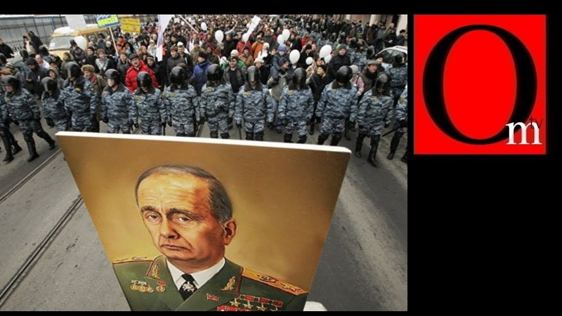 Путин точно косит под Брежнева На выходе тот же застой