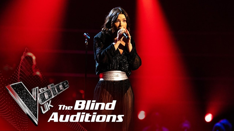 Cat Cavelli's 'I Put A Spell On You' Blind Auditions The Voice UK 2020