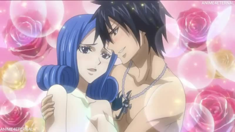 Gray and Juvia Moments _ Ft Gruvia グレジュビ Fairy Tail HD (online-video-cutter.com)