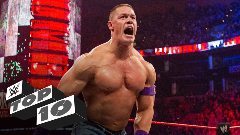 Royal Rumble Match double-eliminations WWE Top 10, Jan. 22, 2020