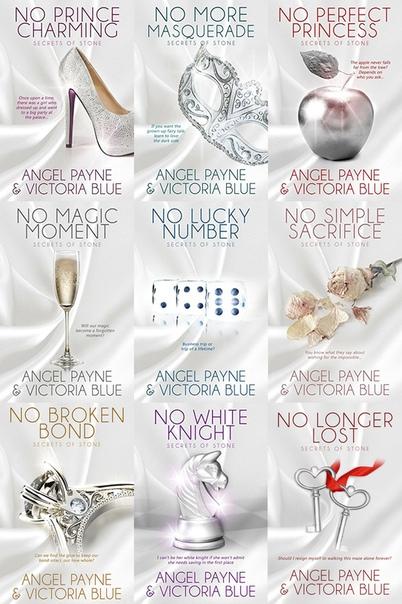 Angel Payne - Secrets of Stone 1 - No Prince Charming