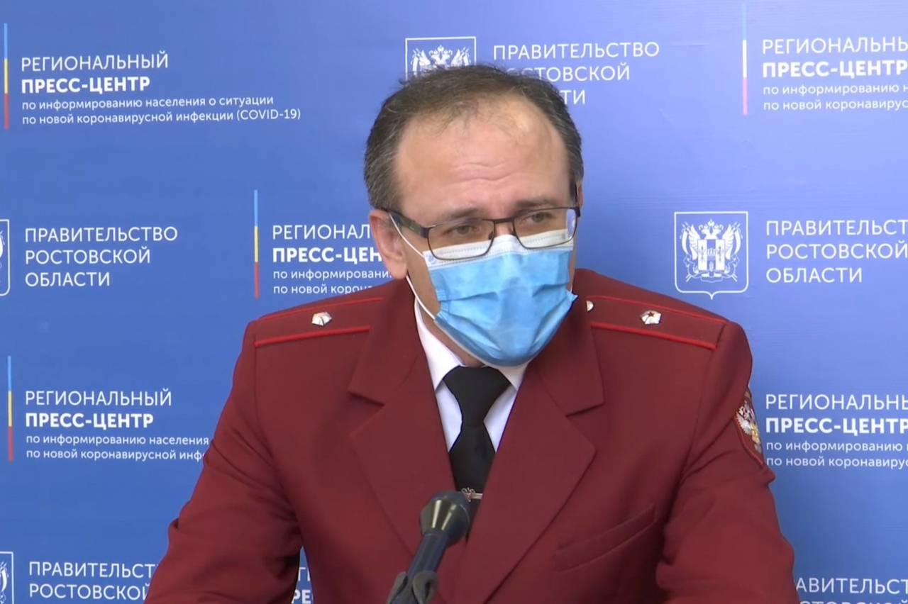 Решение о возможности послаблении ограничений в Ростовской области будет принято в конце майских праздников