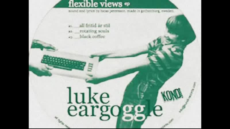 [5][144.00 G] luke eargoggle ★ black coffee