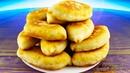БЫСТРЫЕ ПИРОЖКИ - мягкие и воздушные как ПУХ! Тесто на пирожки за 5 минут!