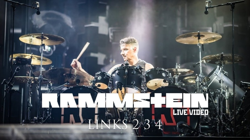 Rammstein Links 2 3 4 Live Video