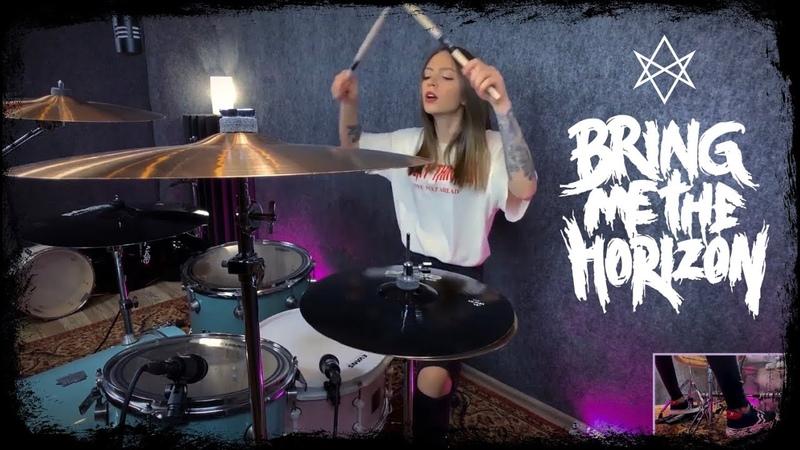 Bring Me The Horizon - Antivist - Drum Cover