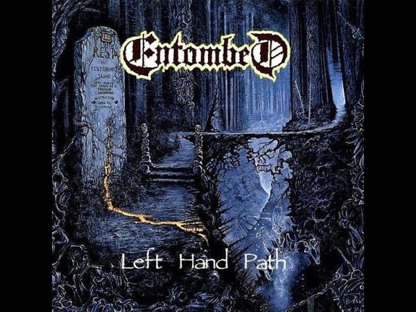 Винил нах ENTOMBED LEFT HAND PATH 1989 EARACHE RECORD