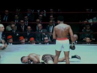 Лучшие нокауты и моменты Мухамеда Али - Топ 10 Мухаммед Али лучшие бои  бокс, удивительная скорость