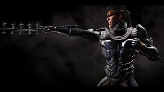 Mortal Kombat X №7 Такеда Ученик Скорпиона