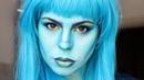 MAKE UP TUTORIAL Elfo dei Mari Sea Elf make up