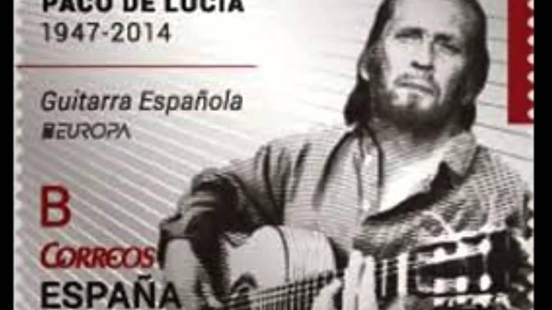 Paco de Lucía Malagueña de Lecuona