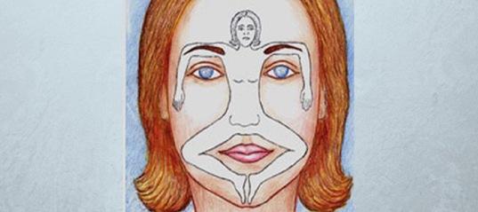 Вы когда-нибудь слышали выражение  «это написано на вашем лице» На самом деле в этом выражении есть доля правды