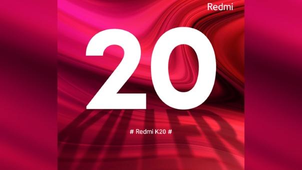 Мощнее Xiaomi Mi 9: флагман Redmi K20