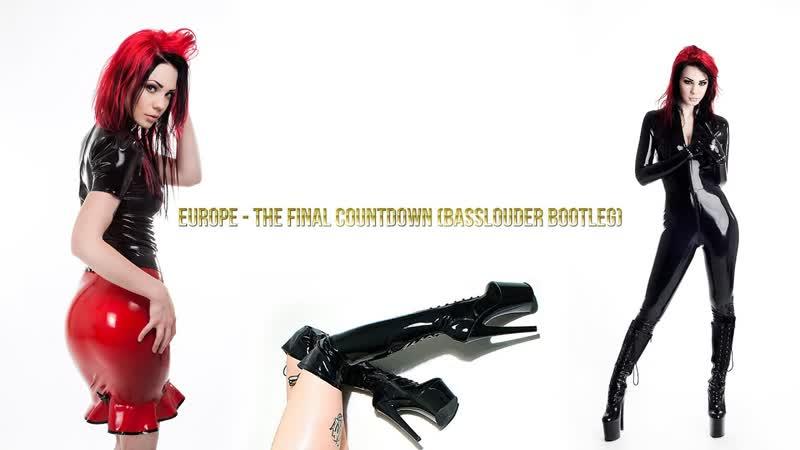 Europe The Final Countdown Basslouder Bootleg