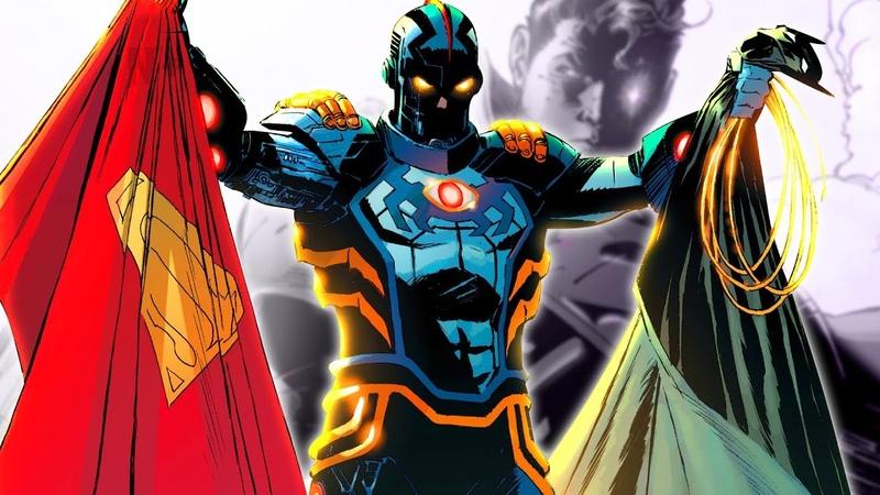 Супербой-Прайм опять ОБОСРА...Бесконечный Кризис DC Comics