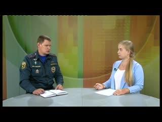 Пожарная безопасность. Актуальное интервью с П.Волосатовым.