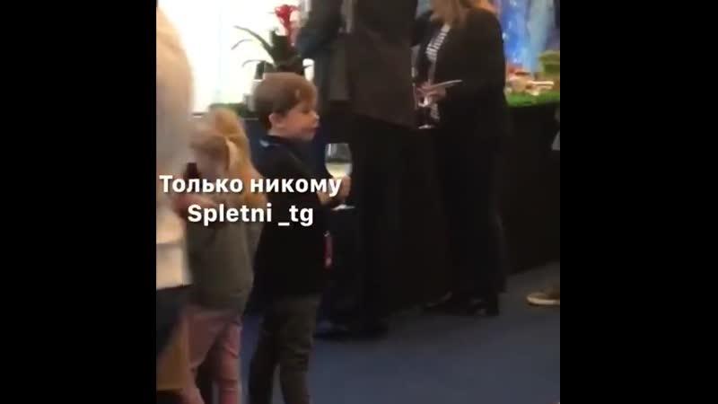 6-летний Платон — сын Жанны Фриске и Дмитрия Шепелева