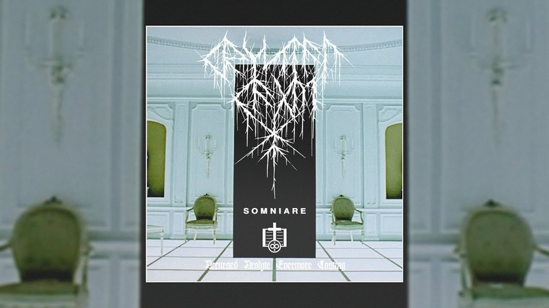 Crystal Cage Somniare Accursed Acolyte Evermore Casting 2020 Blackgaze Black Metal