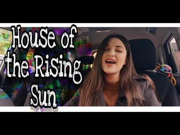 Viktoriya Gur - House of the rising sun ( Cover)