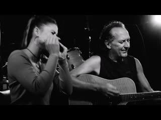 Indiara Sfair & Harry Hmura   Time  (Rehearsal Before a Show, 1080P FULL-HD)