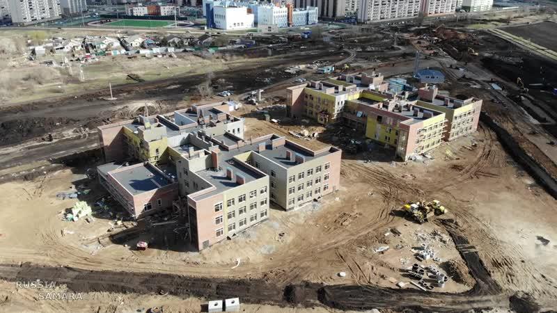 Строительство детсада в Южном Городе