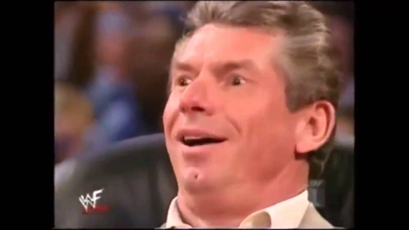 Vince McMahon Reactions Only