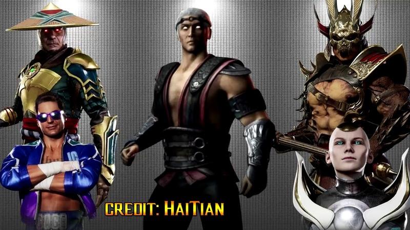 Mortal kombat 11 FUJIN CONFIRMED Announcer Voices For Fujin Spawn Sindel and Joker reveald