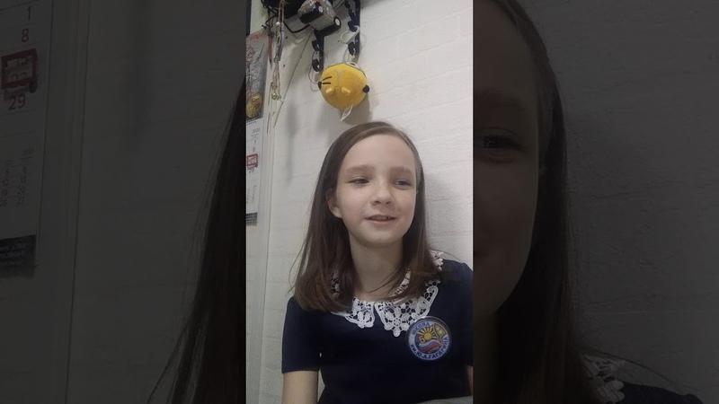 Березанская Анна стихотворение «Про маму»