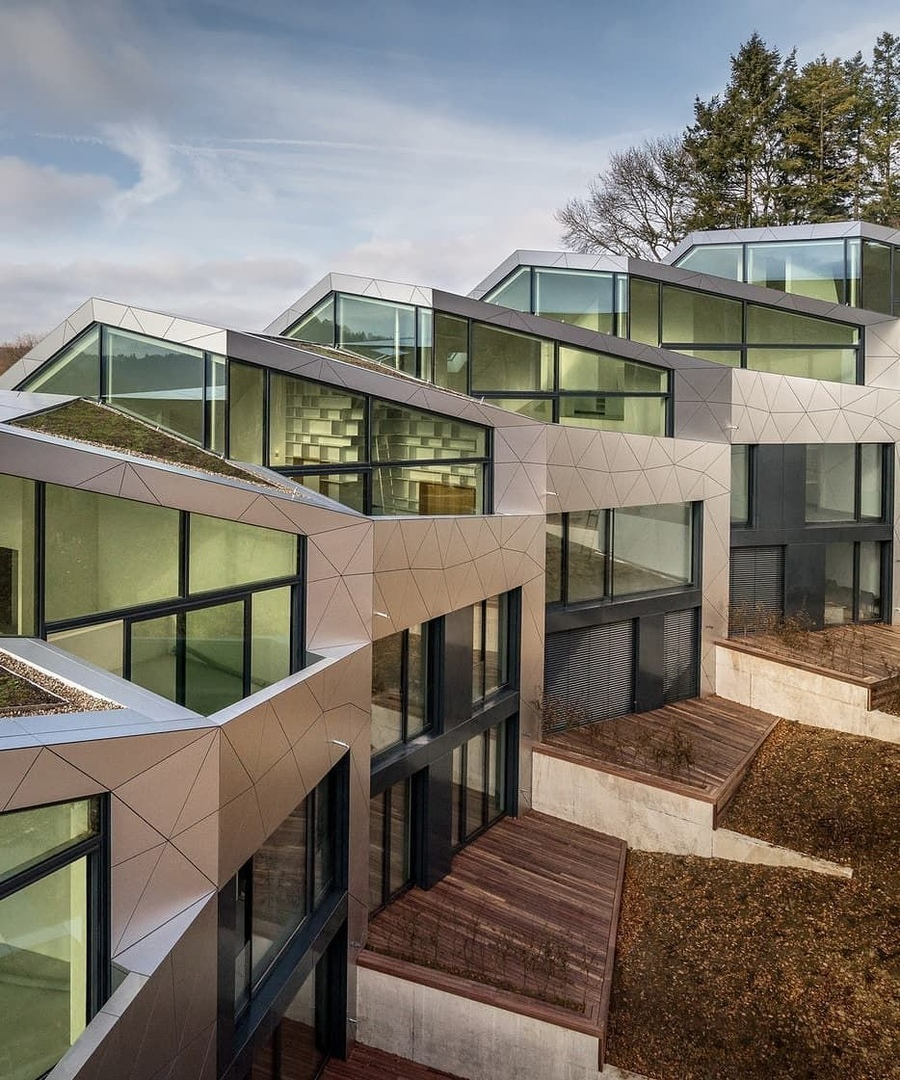 Multi-home residential building in Luxembourg