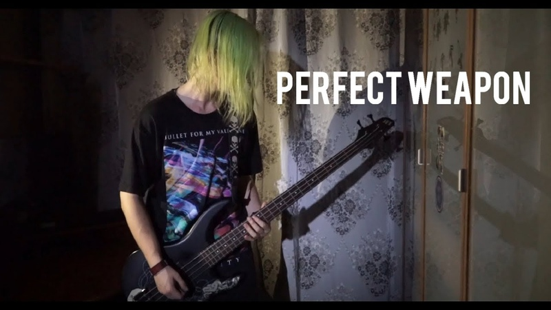 Black Veil Brides Perfect Weapon One Man Band Cover