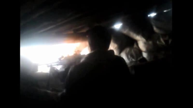 Сергей Шалашов, позывной Казах - видео из личного архива - КПЦ Война и Мир