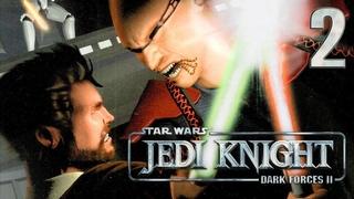 Star Wars Jedi Knight: Dark Forces II - Прохождение игры на русском - Потерянный диск [#2]