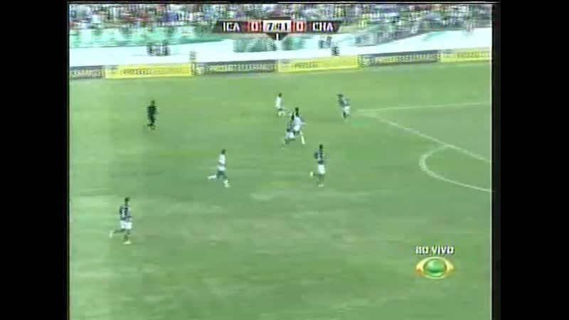 Icasa 1 x 2 Chapecoense - Brasileirão Série B 2013, 37ª Rodada 23/11/2013