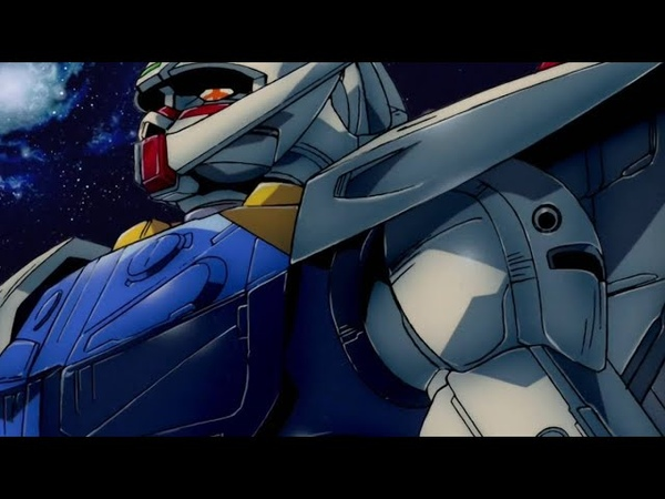 Обзор вселенной Gundam Часть 18 Turn A Gundam
