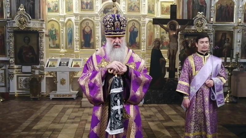 Епископ Стефан о карантине рассудительности и послушании