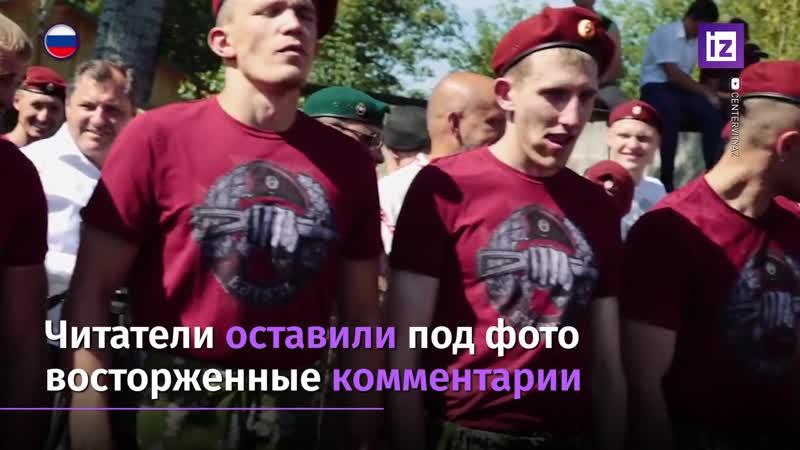 Британцев восхитил российский спецназ